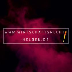 Logo Wirtschaftsrecht-Helden